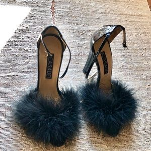 Casadei Fur Heels